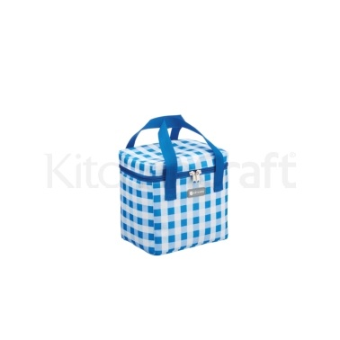 Coolmovers Tall Gingham Lunch / Snack Cool Bag