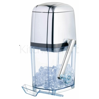 Bar Craft Rotary Action Acrylic Ice Crusher