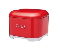Lovello Red Cake Tin