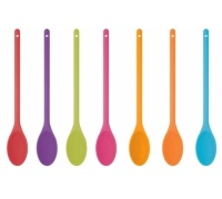 Colourworks Large Silicone Covered Cooking Spoon
