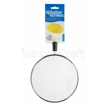 KitchenCraft Small Wire 20cm Splatter Screen