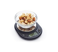 MasterClass Smart Space Electric Stainless Steel Kitchen Weighing Scales