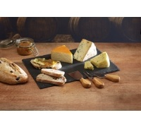 Artesà Cheese Platter & Knife Set