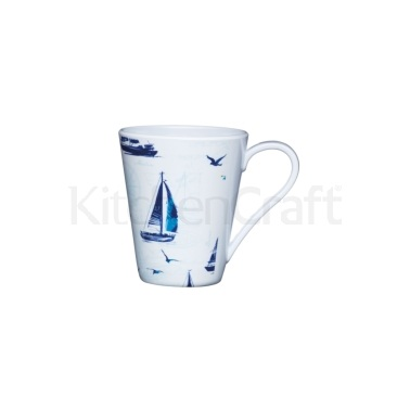 Coolmovers Sail Away 300ml Melamine Mug