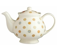 Classic Collection Ceramic 8 Cup Teapot