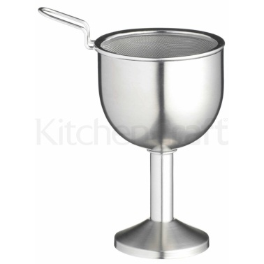 Bar Craft Deluxe Wine Decanting Funnel