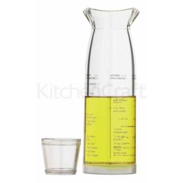 Kitchen Craft Acrylic Salad Dressing Shaker