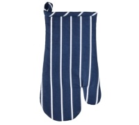 Kitchen Craft Butchers Stripe Single Oven Glove