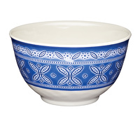 KitchenCraft Santorini Melamine Bowl