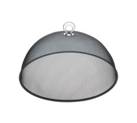 Kitchen Craft Round 35cm Metal Mesh Food Cover