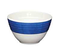 KitchenCraft Santorini Set of Three Melamine Dip Bowls