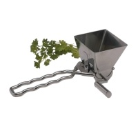 MasterClass Deluxe Stainless Steel Herb Mill / Mint Cutter