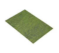 KitchenCraft Woven Green Mix Placemat