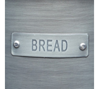 Industrial Kitchen Metal Bread Bin