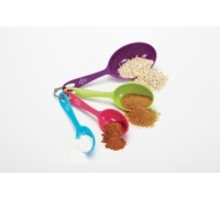 Colourworks 4 Piece Measuring Cup Set