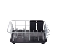 Kitchen Craft Chrome Plated Dish Drainer