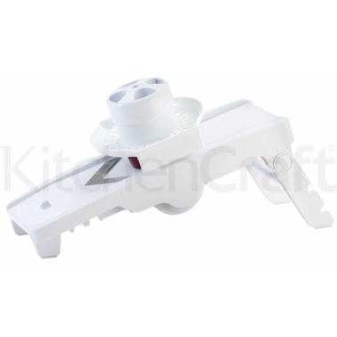 Kitchen Craft 'V' Shaped Super Slicer with Five Blades and Storage Box