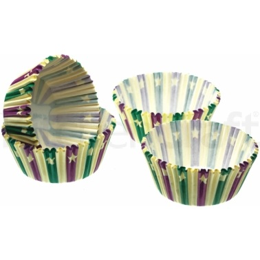Sweetly Does It Pack of 60 Stars Cupcake Cases
