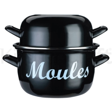 KitchenCraft Mediterranean Large Mussels Pot