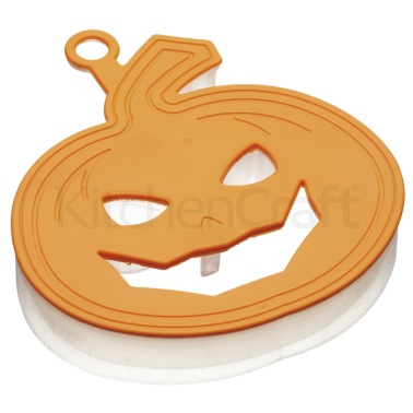 Spookily Does It Halloween Pumpkin 3D Cookie Cutter