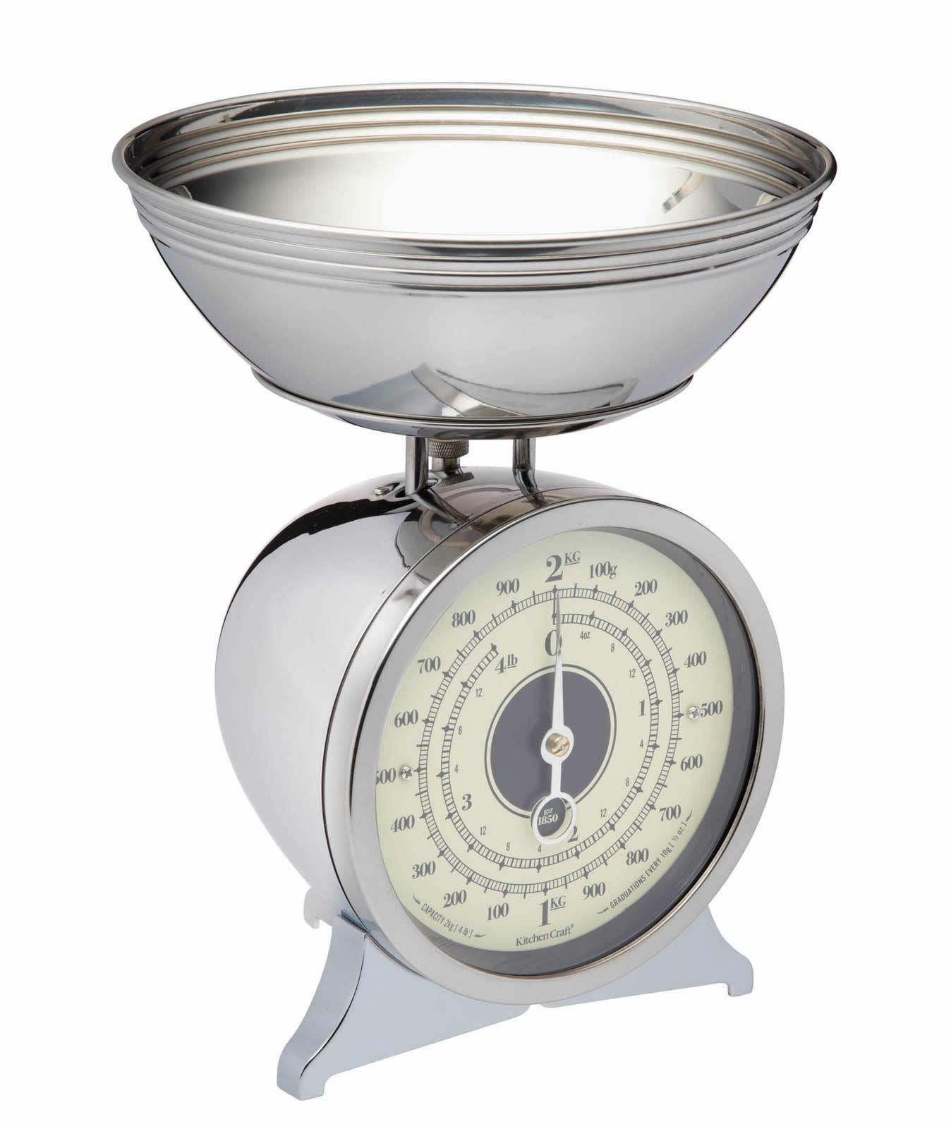 Classic collection mechanical kitchen scale kitchen for Kitchen scale for baking