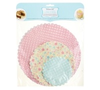 Sweetly Does It Pack of 30 Patterned Paper Doilies