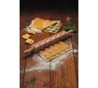 World of Flavours Italian 40cm Ravioli Rolling Pin