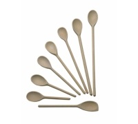 KitchenCraft Beech Wood 25cm Spoon