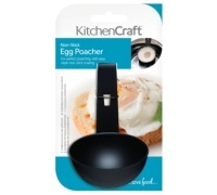 KitchenCraft Large Single Non-Stick Egg Poacher Cup