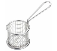 Master Class Stainless Steel Mini 8.5cm Frying Basket