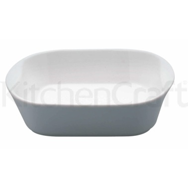Kitchen Craft Medium White Porcelain Serving Dish