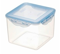 KitchenCraft Pure Seal Square 3.1 Litres Storage Container