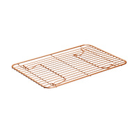 MasterClass Smart Ceramic 35 x 22 cm Reinforced Copper-Coloured Cooling Rack