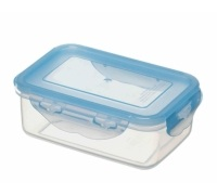 KitchenCraft Pure Seal Rectangular 450ml Storage Container