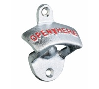 Bar Craft Wall Mounted Crown Top Bottle Opener