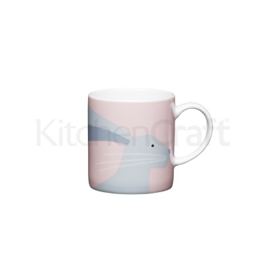 Kitchen Craft 80ml Porcelain Rabbit Espresso Cup