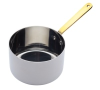 Master Class Professional Mini Deluxe Stainless Steel 10cm Saucepan