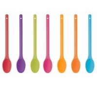 Colourworks Silicone Covered Cooking Spoon