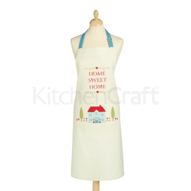 KitchenCraft Home Sweet Home Apron