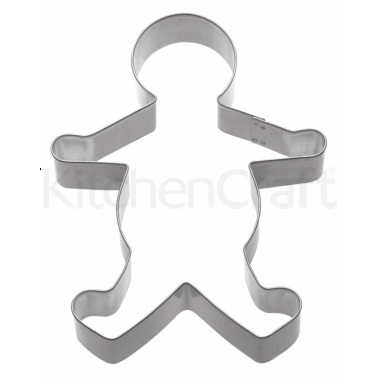 KitchenCraft Gingerbread Man Cookie Cutter