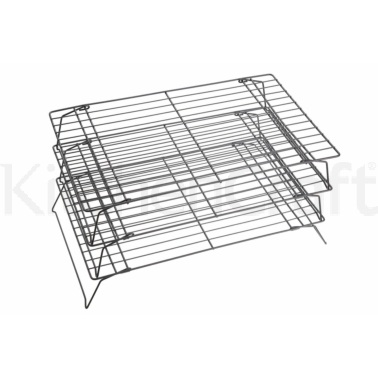 Kitchen Craft Non-Stick Three Tier Cooling Rack