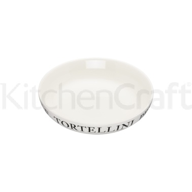 World of Flavours Italian Small Pasta Serving Bowl