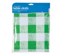 Kitchen Craft Plastic Table Cloth