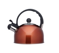 Le'Xpress Copper Finish 1.4 Litre Whistling Kettle
