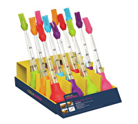 Colourworks Display of 12 Silicone Basters