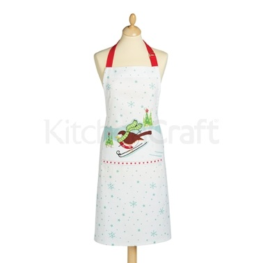 Santa & Friends Cotton Apron