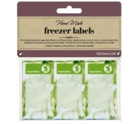 Home Made Pack of 60 Assorted Freezer Labels
