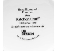 Kitchen Craft Fine Porcelain Cats Mug