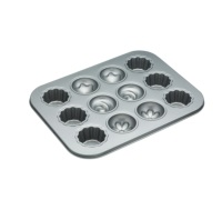 Sweetly Does It Non-Stick Twelve Cup Cupcake Baking Pan