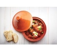 World of Flavours Mediterranean Terracotta Tagine